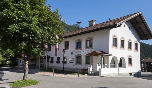 Gemeindeamt Vorderhornbach