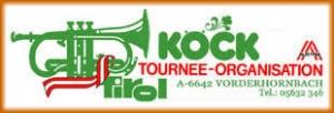 Logo Köck Tournee Organisation
