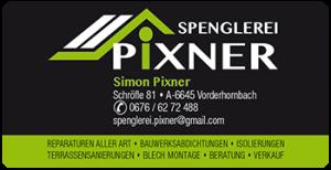 Logo Spenglerei Pixner